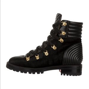 CHRISTIAN LOUBOUTIN - Mad Ankle Boots